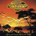 OSIBISA African Dawn, African Flight album cover