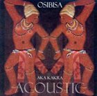 OSIBISA Aka Kakra - Acoustic album cover