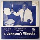 OSIE JOHNSON In Johnson's Whacks album cover