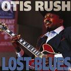 OTIS RUSH Lost In The Blues album cover