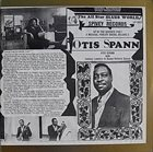 OTIS SPANN Otis Spann, Sammy Lawhorn, Victoria Spivey ‎: Up In The Queens Pad! A Musical Parlor Social Deluxe!! album cover