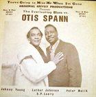 OTIS SPANN The Everlasting Blues vs. Otis Spann album cover