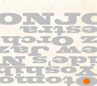 OTOMO YOSHIHIDE ONJO album cover