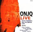 OTOMO YOSHIHIDE ONJQ Live album cover