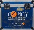 OZ NOY Asian Twistz: Live in Asia album cover