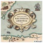 PABLO HELD Recondita Armonia album cover