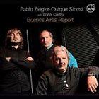 PABLO ZIEGLER Buenos Aires Report album cover
