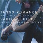 PABLO ZIEGLER Tango Romance album cover