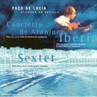 PACO DE LUCIA Alcazar de Sevilla album cover