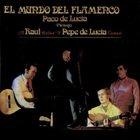 PACO DE LUCIA El Mundo Del Flamenco album cover