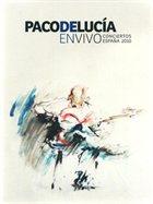 PACO DE LUCIA En Vivo - Conciertos España 2010 album cover