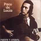 PACO DE LUCIA Fuente Y Caudal (aka Paco) album cover