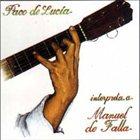 PACO DE LUCIA Interpreta A Manuel De Falla (Plays Manuel De Falla) album cover