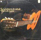 PACO DE LUCIA La Guitarra De Oro De Paco De Lucia album cover
