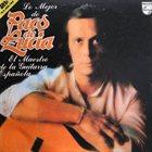 PACO DE LUCIA Lo Mejor De Paco De Lucía album cover