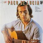 PACO DE LUCIA Motive album cover