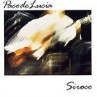 PACO DE LUCIA Siroco album cover