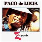 PACO DE LUCIA Zyryab album cover
