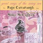 PAGE CAVANAUGH Great Songs of the Swing Era album cover