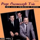 PAGE CAVANAUGH Page Three album cover