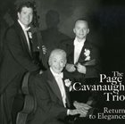 PAGE CAVANAUGH Return to Elegance album cover