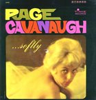 PAGE CAVANAUGH Softly album cover