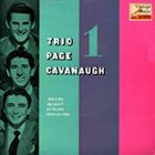 PAGE CAVANAUGH Vintage Vocal Jazz / Swing Nº 34: Trio Page Cavanaugh album cover