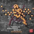 PANDELIS KARAYORGIS Afterimage album cover