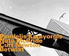 PANDELIS KARAYORGIS Betwixt (with Nate McBride / Curt Newton) album cover
