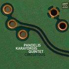 PANDELIS KARAYORGIS Circuitous album cover