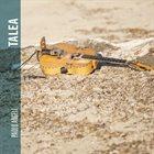 PAOLO ANGELI Talea album cover
