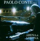 PAOLO CONTE Arena di Verona album cover