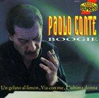 PAOLO CONTE Boogie album cover
