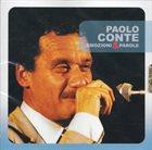 PAOLO CONTE Emozioni & Parole album cover