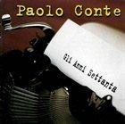 PAOLO CONTE Gli anni '70 album cover