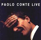 PAOLO CONTE Live album cover