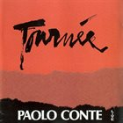 PAOLO CONTE Tournée Album Cover