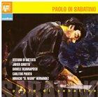 PAOLO DI SABATINO Paolo Di Sabatino album cover