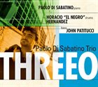 PAOLO DI SABATINO Threeo album cover