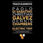 PAOLO DI SABATINO Trace Elements : Electric Trip (Live In Teramo Again) album cover