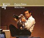 PAOLO FRESU Jazz italiano live 2008, Volume 8: Omaggio alla world music album cover