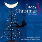 PAOLO FRESU Jazzy Christmas (feat. Daniele di Bonaventura) album cover
