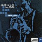 PAOLO FRESU Live At Casa Del Jazz album cover