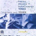 PAOLO FRESU Paolo Fresu, Jacques Pellen, Erik Marchand : Condaghes album cover