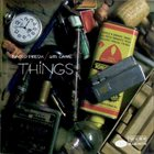 PAOLO FRESU Paolo Fresu /  Uri Caine : Things album cover
