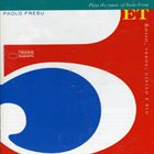 PAOLO FRESU Plays The Music Of Paolo Fresu - Rosso, Verde, Giallo E Blu album cover