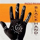 PAOLO PAVAN Black Hand album cover