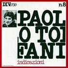 PAOLO TOFANI Indicazioni album cover