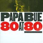 PAPA BUE JENSEN 80 At 80 album cover