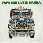 PAPA BUE JENSEN Papa Bue Live In Manila album cover